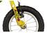 Ghost Powerkid 12 Lapset lasten polkupyörä , keltainen/vihreä